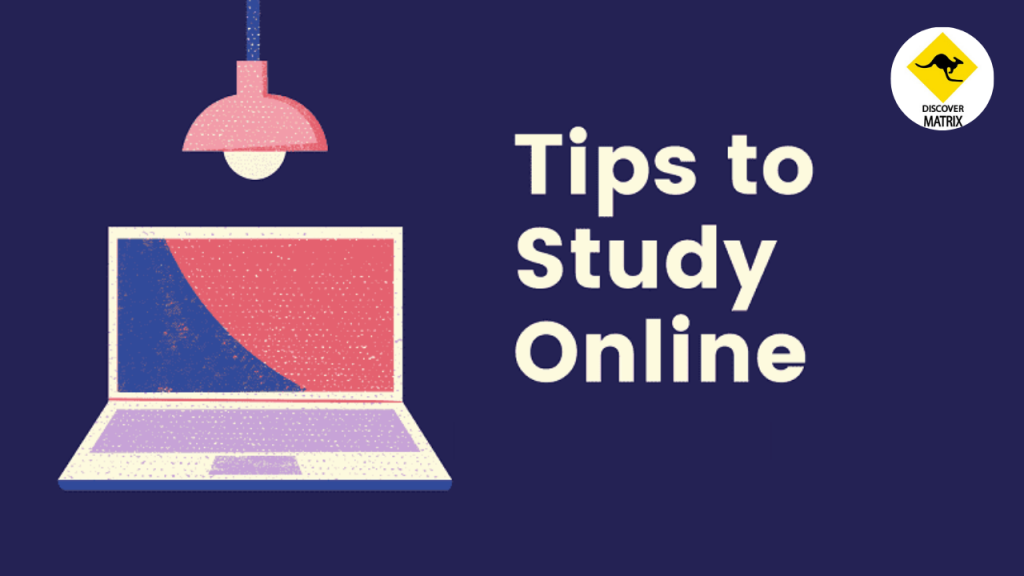 tips to study online